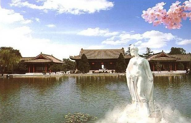 Китайская царица приказывала делать ей кунилингус фото 183-501